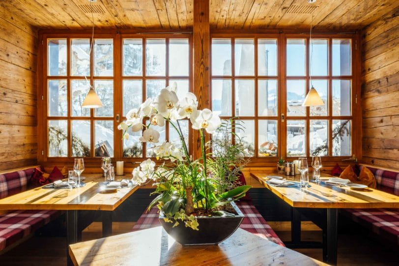 Hotel Bellevue, Restaurant NOVA